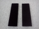 Velcro strip -Black